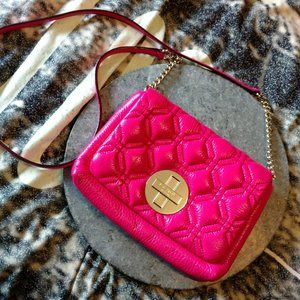 Kate Spade Hot Pink Astor Court Naomi Crossbody
